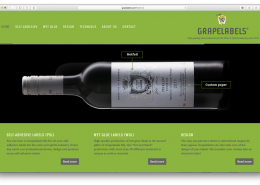 grapelabels homepage