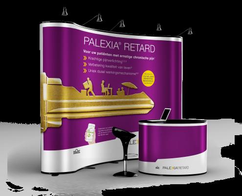 Grünenthal Palexia Stand